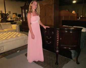 """An """"Alfred Angelo"""" Evening Dress - Southern, Simple and Elegant ...Reduced!"""