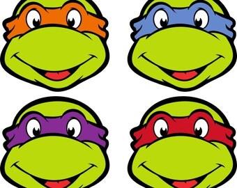Ninja Turtles Invitation as nice invitation sample