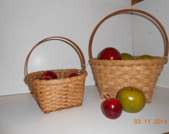 "The ""Kim"" small hand woven basket"
