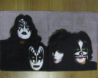 KISS - jumbo beach towel 140 /70 cm