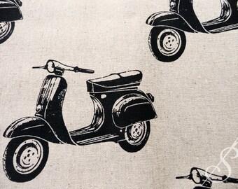Echino Fabrics: Scooters