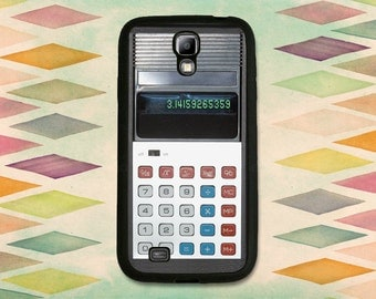 Calculator inspired Case For The Samsung Galaxy S4, S5 or S6.