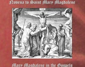 Book - Novena to Saint Mary Magdalene / Mary Magdalene in the Gospels