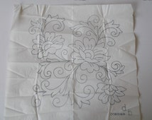 REDUCED!Iron On transfers for embroidery LOT, Iron on embroidery transfers,vintage embroidery transfer lot.