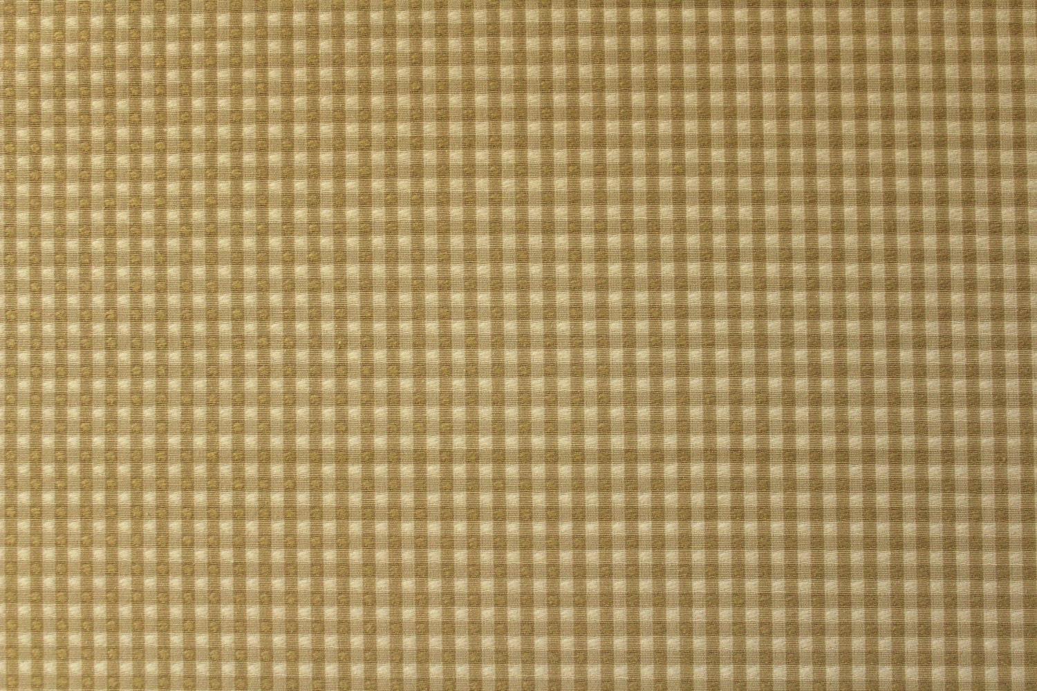 Light brown gingham fabric by the yard 043 for Gingham fabric