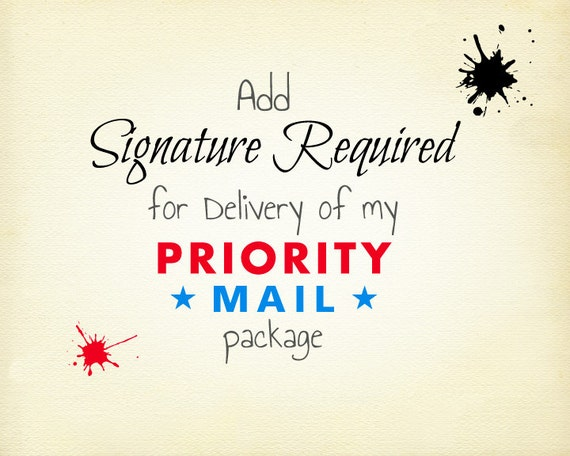 how to add a signature to my email address