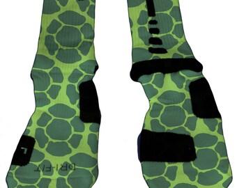 Nike Elite Socks_Ninja Turtle_Themed