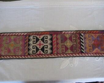 Vintage Central Asia Textile