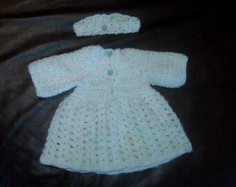 Winter Baby Dress