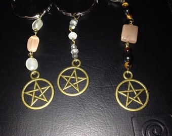 Pagan keychains
