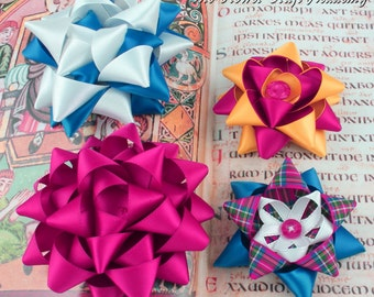 DIY Gift Bows, How to Bows, Ribbon Bow Maker, How Make a Bow - Large Size