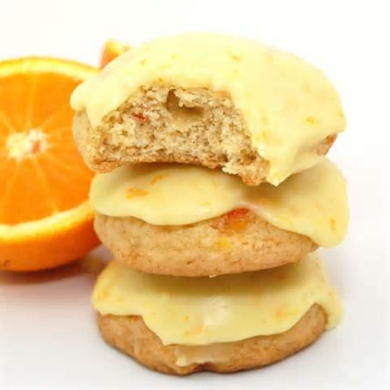 Items similar to Orange Rosemary Cookies on Etsy