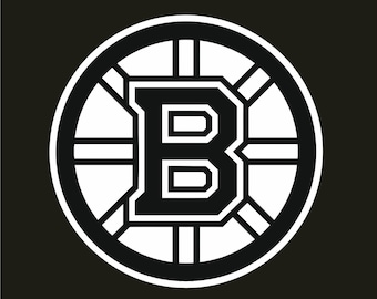 Boston Bruins  Decal free shipping