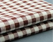 medium grid fabric,plaid fabric,cotton linen fabric,coffe shop tablecloth fabric,chambray fabric,bedding fabric,bias fabric,curtain fabric