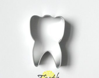 Tooth Cookie Cutter / Teeth Cookie Cutters