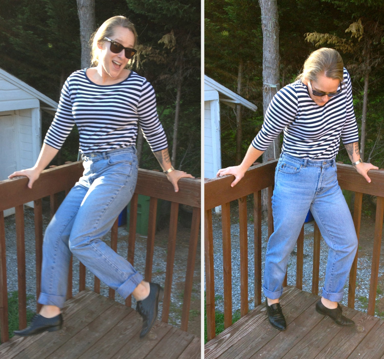 Grunge Boyfriend Jeans images