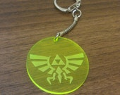 Zelda Keychain