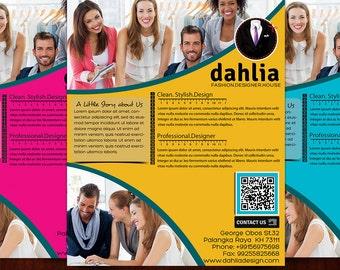 Fashion Designer House Flyer