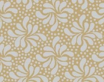 Quilting Treasures Ecru 'Quilting Illusions' Pinwheel Floral 201