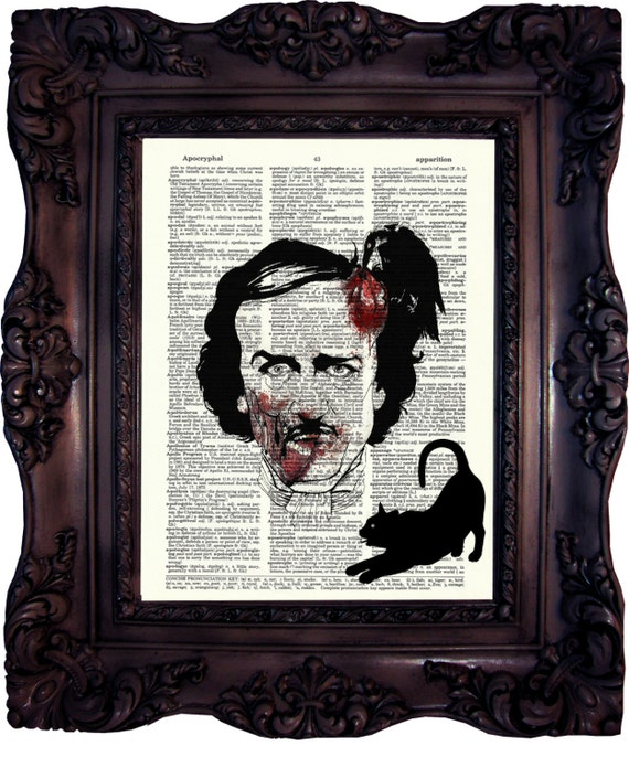 Edgar Allan Poe The Black Cat Clothing