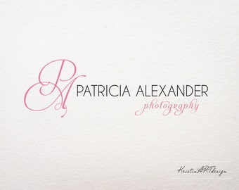 Photography Logo - Customized for any business logo - Premade Photography Logos- Watermark 085