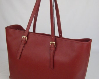 Genuine leather bag MADE IN ITALY! handmade! produced in Italy! 1115