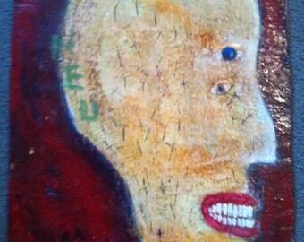 Lea Nikel painting.