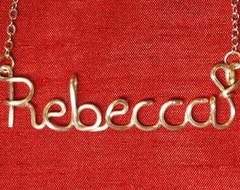 Rebecca necklace