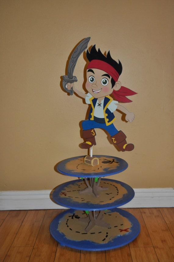 Jake And The Neverland Pirates Cupcakes Jake And The Neverland Pirates