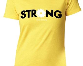 DASI STRONG Ladies T-Shirt