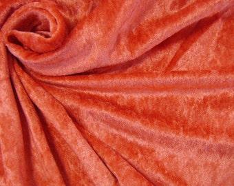 Velvet Coral Fabric 100 Polyester Clothing Wedding