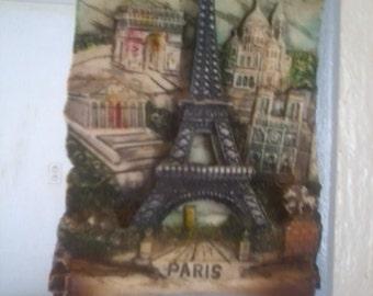 Paris and Monuments