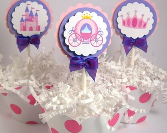 Princess Birthday Party - Deluxe Package - Special Pricing - FREE SHIP (US only)