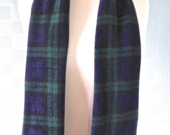 Popular Items For Green Plaid Scarf On Etsy