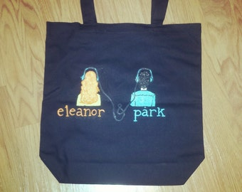 Eleanor and Park tote