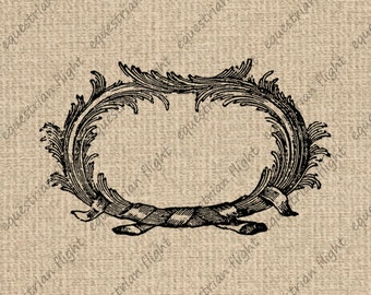 Unique Ornate Digital Frame Related Items Etsy