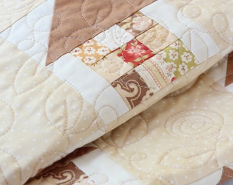 Cozy Home Patchwork Quilt