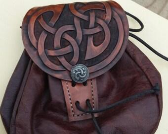 celtic belt pouch sporran
