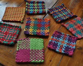 Homemade Potholders
