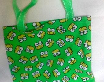 Sanrio Keroppi Frog Tote Bag