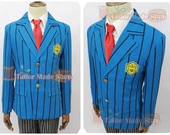 Yowamushi Pedal HAKOGAKU Cosplay Costume male school uniform only jacket