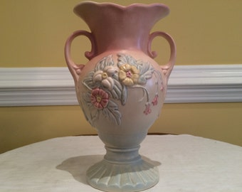 Hull Wildflower Vase W-14