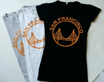 San Francisco Womens Tee