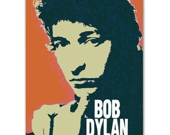 Vintage Replica Art. Bob Dylan