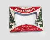 Vintage Christmas Shiny Brite Ornament Box Digital Craft File Printable INSTANT DOWNLOAD