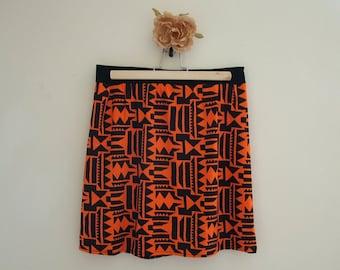 Tiger Tiger skirt. Size S - M
