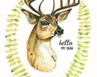 Hello My Dear