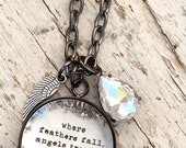 Gypsy Large Charm Necklace