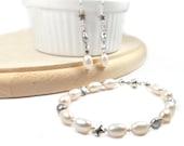 Plus Size, Elegance Understated, Bracelet & Earring Set