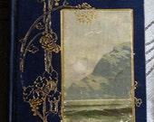 Handbound Journal from vintage SCARLET LETTER